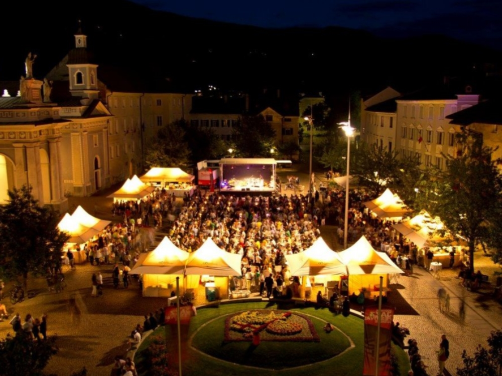 Dine, Wine & Music in Bressanone