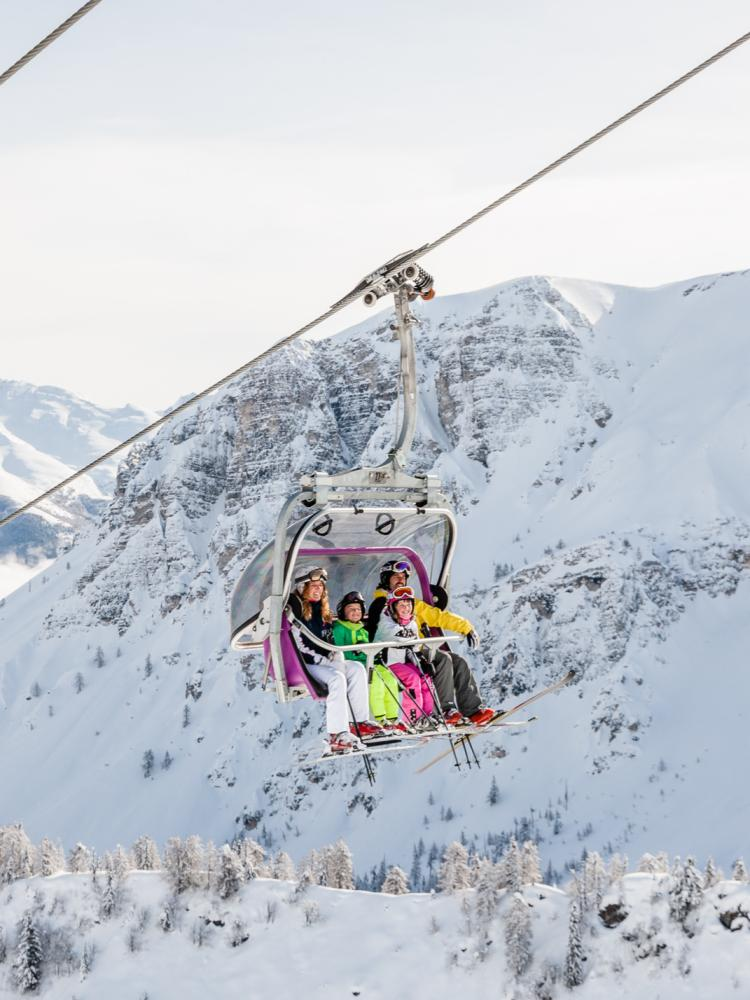 Skiing & Other Wintersport in the holiday region Valle ...