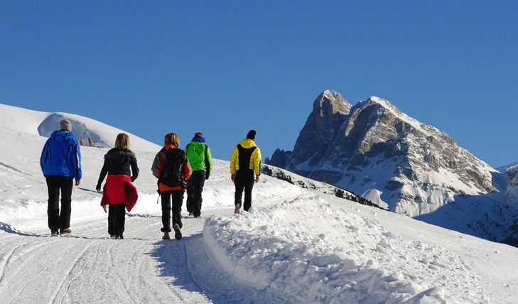 The 10 winter hiking trails