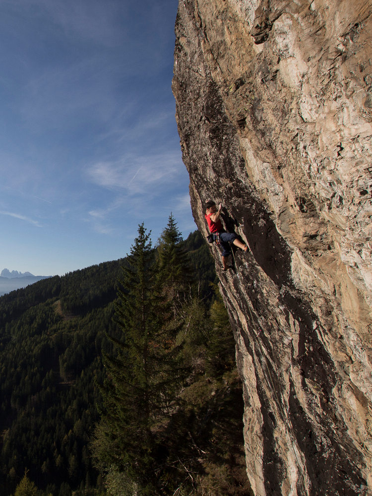 Sportclimbing in Isarco Valley