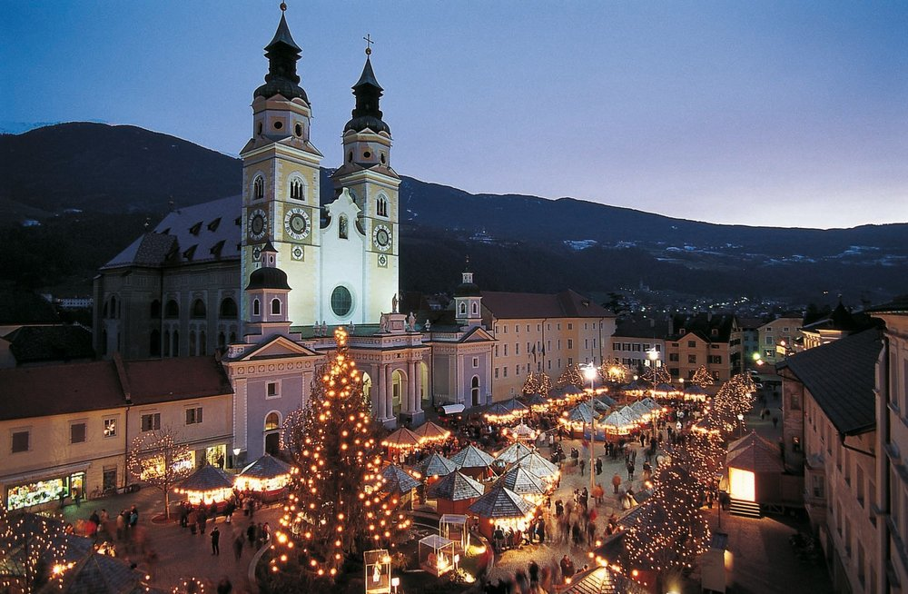 The Valle Isarco Christmas markets