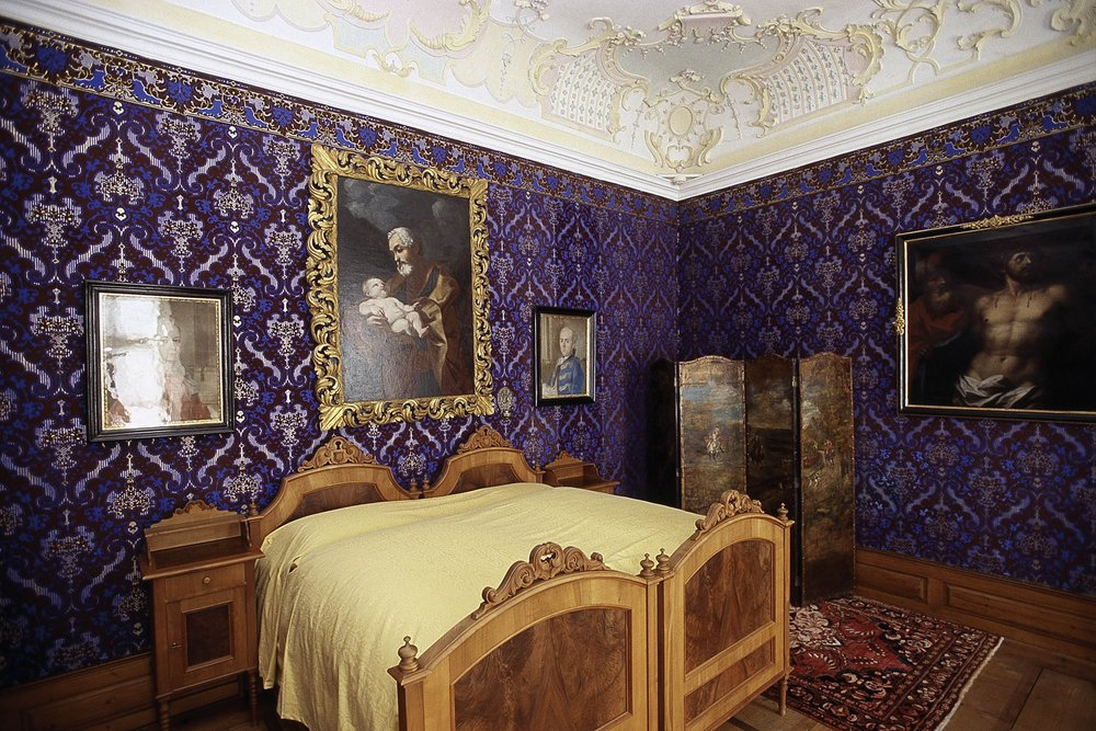 Wolfsthurn Castle: Ceremonial room