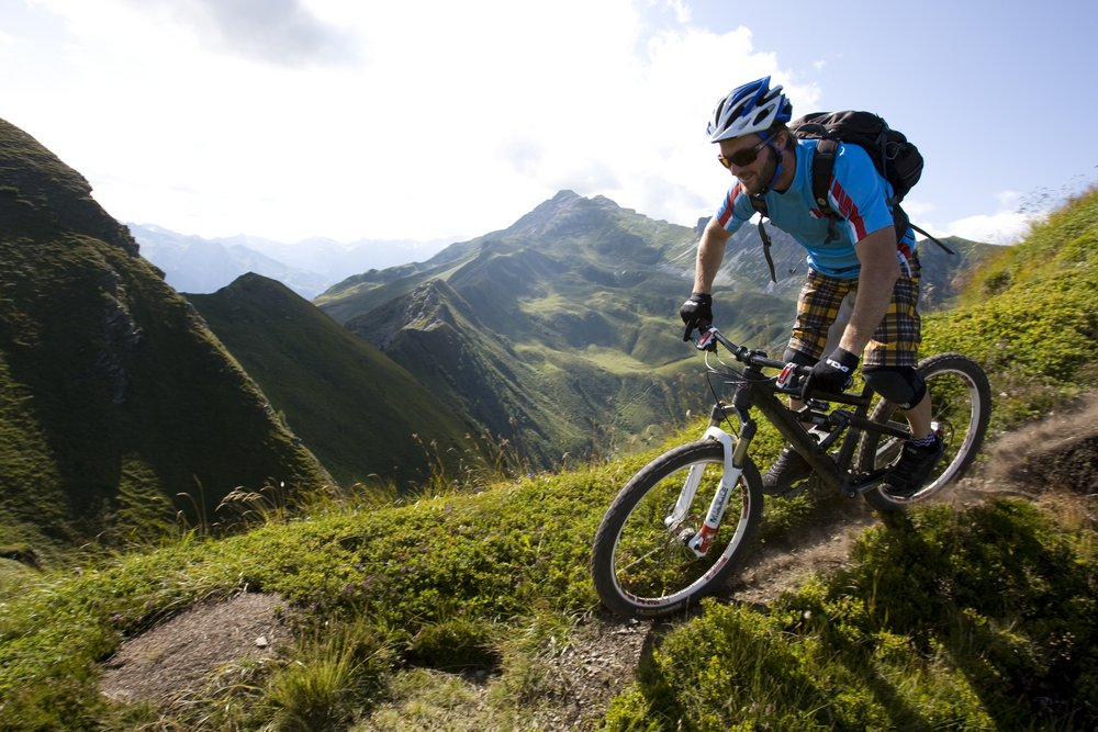 Mountainbike a Brennero