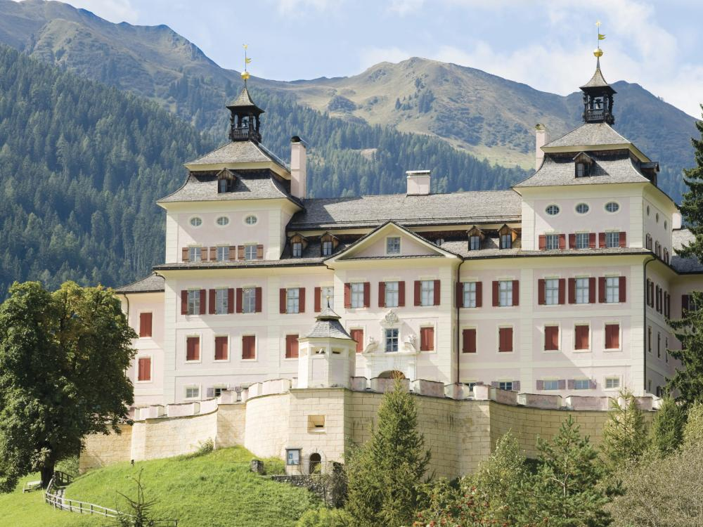 Wolfsthurn Castle – South Tyrolean Museum of Hunting and Fishing at Val Racines